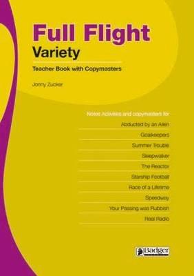 Full Flight Variety Teacher Book - Full Flight Variety