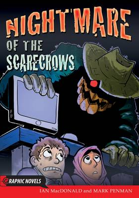 Nightmare of the Scarecrows - Graphic Novels (Paperback)