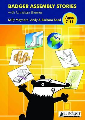 Christian Themes Teacher Book & CD - Badger Assembly Stories KS1