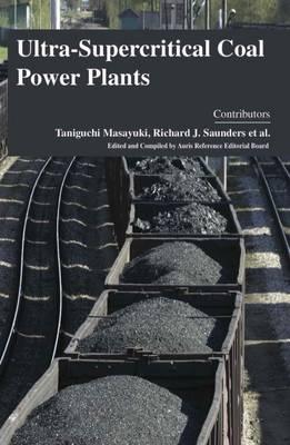 Ultra-Supercritical Coal Power Plants (Hardback)