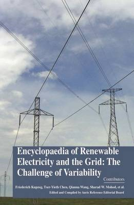 Encyclopaedia of Renewable Electricity and the Grid: The Challenge of Variability (Hardback)