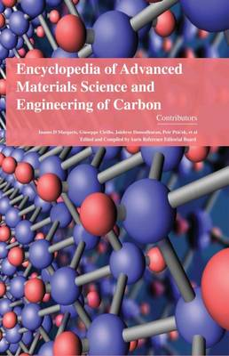 Encyclopaedia of Advanced Materials Science and Engineering of Carbon (4 Volumes) (Hardback)
