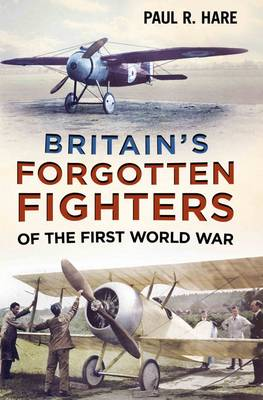Britain's Forgotten Fighters of the First World War (Hardback)