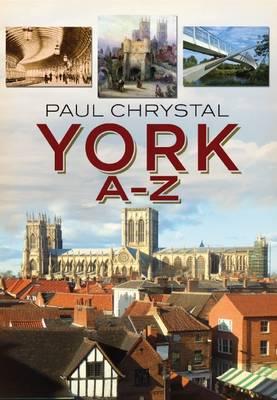 York A-Z (Paperback)