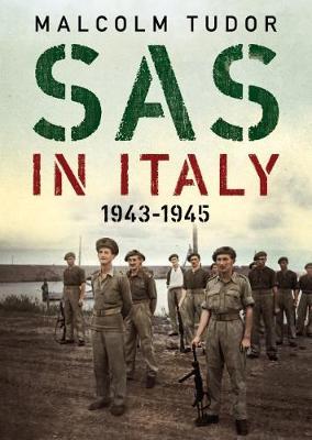 SAS in Italy 1943-1945: Raiders in Enemy Territory (Hardback)