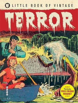 Little Book of Vintage Terror - Little Book of Vintage (Paperback)