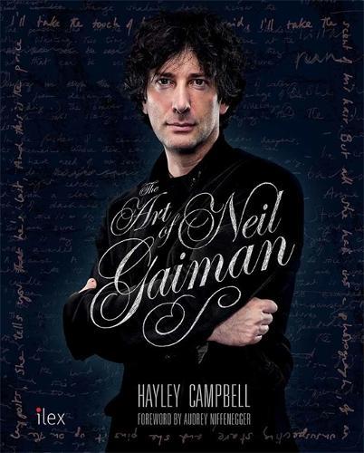 The Art of Neil Gaiman (Hardback)