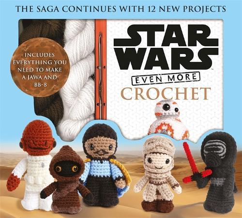 Even More Star Wars Crochet Pack - Star Wars Craft (Paperback)