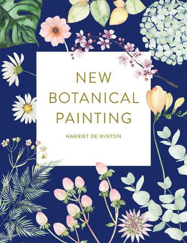 New Botanical Painting (Paperback)
