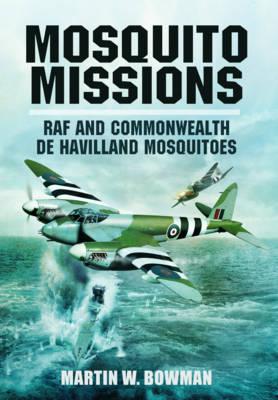 Mosquito Missions (Hardback)