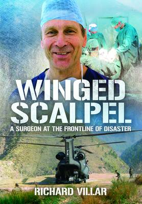 Winged Scalpel (Hardback)
