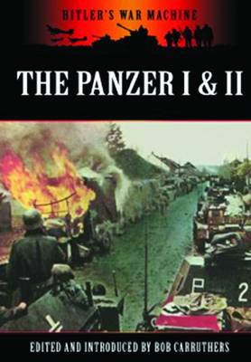Panzers I and II: Germany's Light Tanks (Paperback)