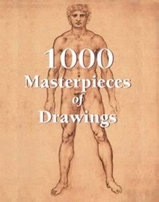 1000 Drawings of Genius - The Book (Hardback)