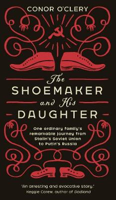Cover of the book, The Shoemaker and his Daughter.