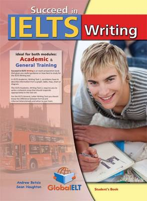 Succeed in IELTS Writing Self-study Edition (Board book)