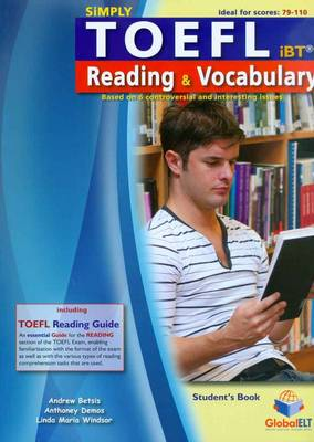 Simply TOEFL Reading & Vocabulary - Student's Book (Paperback)