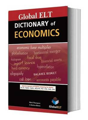 Dictionary of Economics (Paperback)
