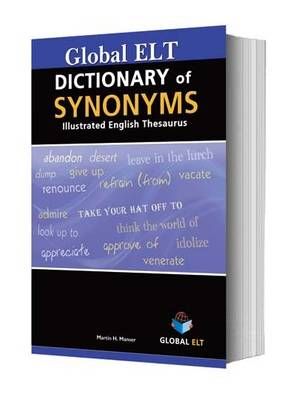 Global ELT - Dictionary of Synonyms (Board book)