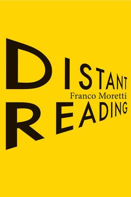 Distant Reading (Hardback)