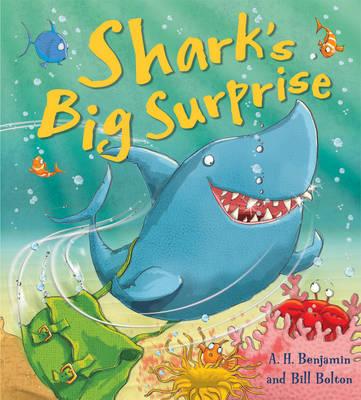 Shark's Big Surprise - Storytime (Hardback)
