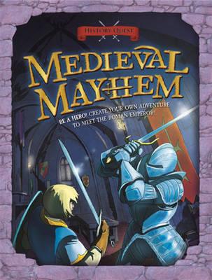 History Quest: Medieval Mayhem (Paperback)