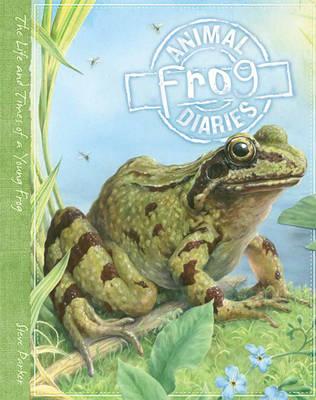 Animal Diaries: Frog (Hardback)