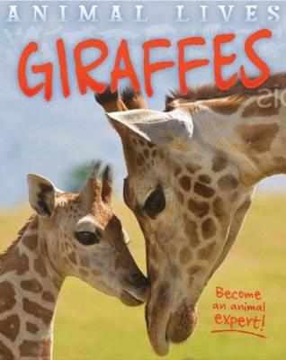 Animal Lives: Giraffes - Animal Lives (Hardback)