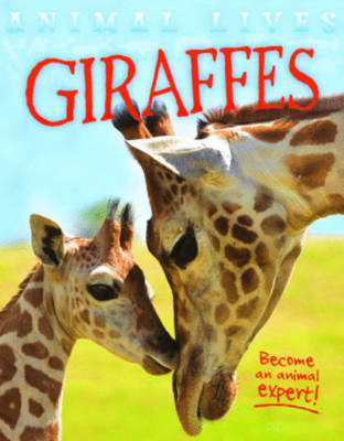 Animal Lives: Giraffes - Animal Lives (Paperback)