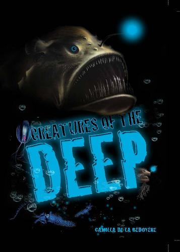 Creatures of the Deep (Paperback)