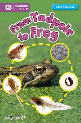 Let's Find Out: Tadpole to Frog (Paperback)