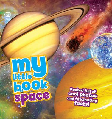 My Little Book of Space (Hardback)