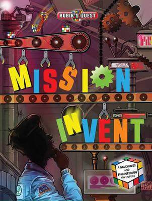 Rubik'S Quest: Mission Invent (Hardback)
