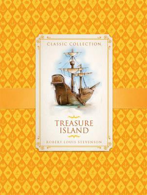 Classic Collection: Treasure Island (Hardback)