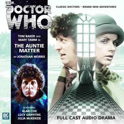 The Auntie Matter - Doctor Who: The Fourth Doctor Adventures 2.1 (CD-Audio)