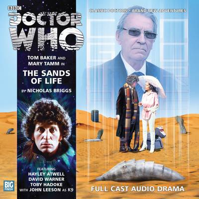 The Sands of Life - Doctor Who: The Fourth Doctor Adventures 2.02 (CD-Audio)