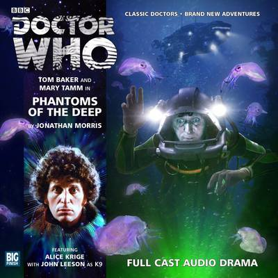 Phantoms of the Deep - Doctor Who: The Fourth Doctor Adventures 2.5 (CD-Audio)