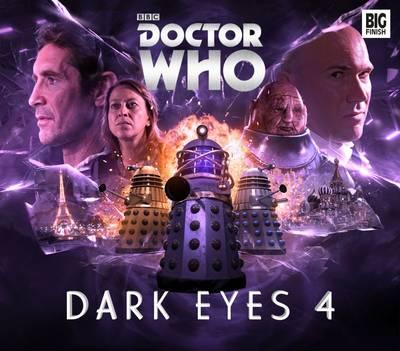 Dark Eyes 4 - Doctor Who (CD-Audio)