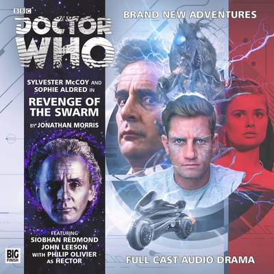 Revenge of the Swarm - Doctor Who 189 (CD-Audio)