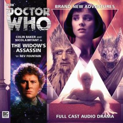 The Widow's Assassin - Doctor Who (CD-Audio)