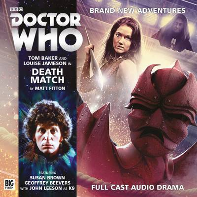 Death Match - Doctor Who: The Fourth Doctor Adventures 4 (CD-Audio)