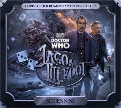 Jago & Litefoot: Series 9 - Jago & Litefoot 9 (CD-Audio)
