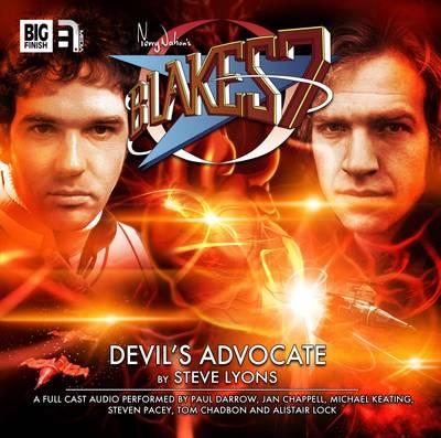 2.5 Devil's Advocate - Blake's 7: The Classic Audio Adventures (CD-Audio)