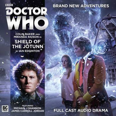 Shield of the Jotunn - Doctor Who Main Range 206 (CD-Audio)