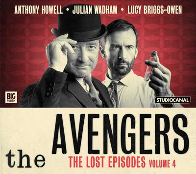 The Avengers - The Lost Episodes - The Avengers 4 (CD-Audio)