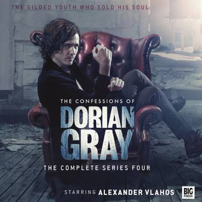 The Confessions of Dorian Gray - The Complete Series 4 (CD-Audio)