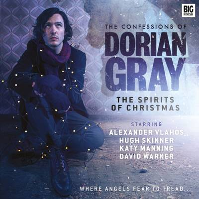 The Spirits of Christmas - The Confessions of Dorian Gray (CD-Audio)