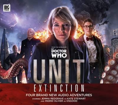 Extinction - Unit - The New Series 1 (CD-Audio)