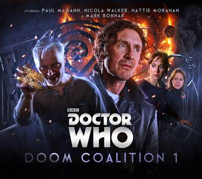 Doctor Who - Doom Coalition Series 1 (CD-Audio)