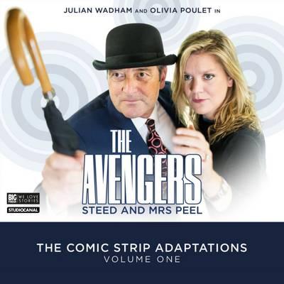 The Avengers: Steed & Mrs Peel: The Comic Strip Adaptations Volume 1