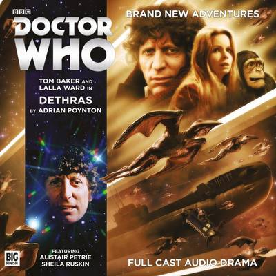 Doctor Who: The Fourth Doctor Adventures: 6.4 Dethras: No. 6.4 (CD-Audio)